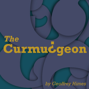 The Curmudgeon: Take Me To the Mardi Gras