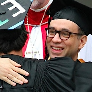 Fred Armisen's Commencement Address
