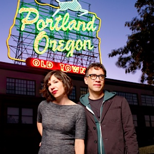 Fred Armisen and Carrie Brownstein Release the Ultimate <i>Portlandia</i> Travel Guide