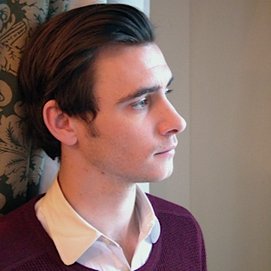 Harry Lloyd: The Iron Man