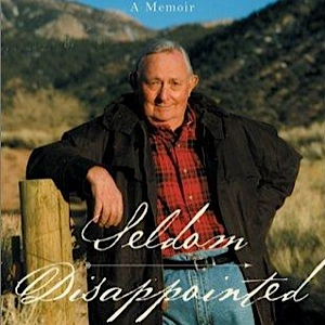<i>Seldom Disappointed</i> by Tony Hillerman