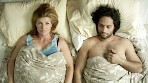 Watch an Exclusive Clip of Connie Britton and Jason Mantzoukas in <i>Conception</i>