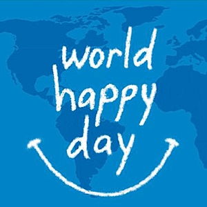 Academy Award nominee Roko Belic presents World Happy Day tomorrow