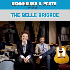 Sennheiser/Paste Party in Austin Preview: The Belle Brigade