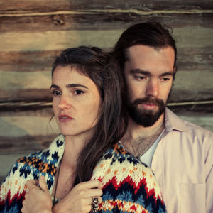 Bowerbirds: Beth and Philip