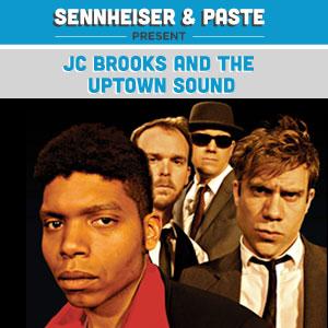 Sennheiser/Paste Party in Austin Preview: JC Brooks & The Uptown Sound