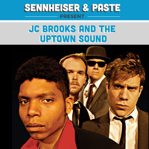 Sennheiser/Paste Party in Austin Preview: JC Brooks & The Uptown Sound