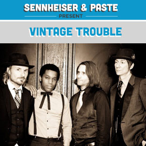 Sennheiser/Paste Party in Austin Preview: Vintage Trouble