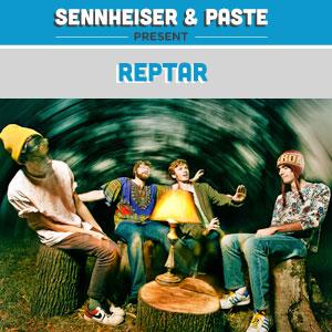 Sennheiser/Paste Party in Austin Preview: Reptar
