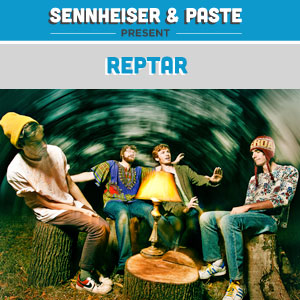 Sennheiser/Paste Party in Austin Preview: Reptar