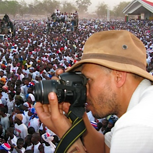 Jarreth Merz: Bringing An African Election Home
