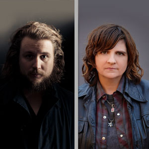 Jim James and Amy Ray