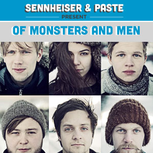 Sennheiser/Paste Party in Austin Preview: Of Monsters and Men