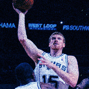 Dave Hartley Crosses Over: Talks Music With the Spurs' Matt Bonner