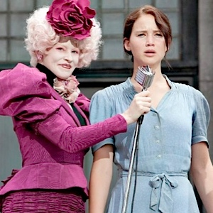 <i>The Hunger Games</i>