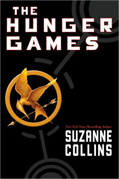 <i>The Hunger Games</i> by Suzanne Collins