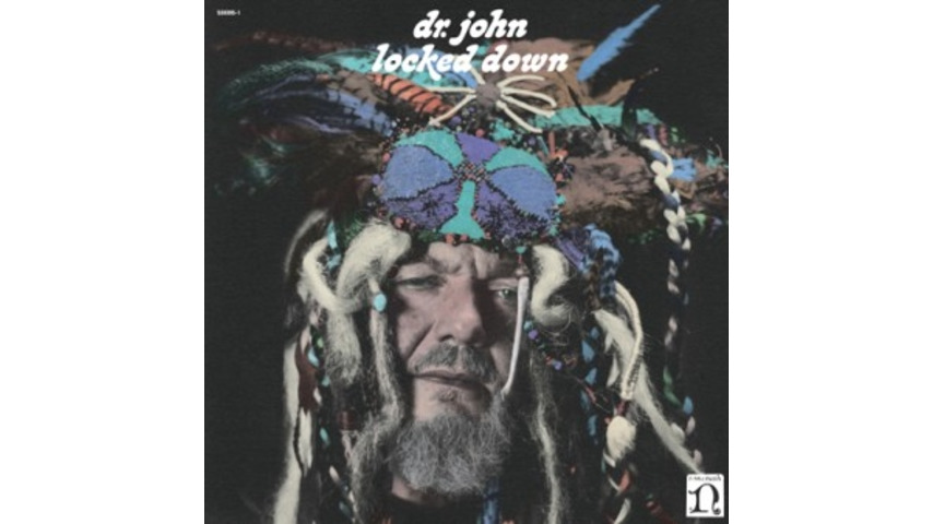 Dr. John: <i>Locked Down</i>