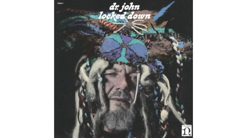 Dr. John: <i>Locked Down</i>