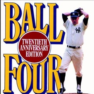 <i>Ball Four</i> by Jim Bouton