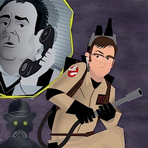 I Guess We're Gonna Have To Take Control: My Response To the Proposed <em>Ghostbusters</em> Film