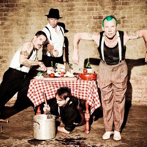 Red Hot Chili Peppers to Release Classic Covers EP