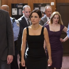 "<em>Veep</em> Review: ""Frozen Yoghurt"" (Episode 1.02)"