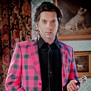 Rufus Wainwright: Above the Game