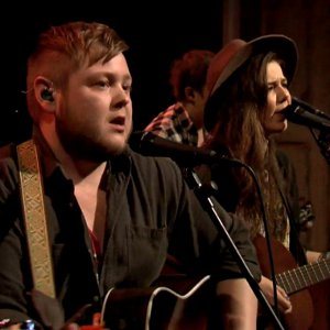 Watch Of Monsters and Men Make Their U.S. TV Debut