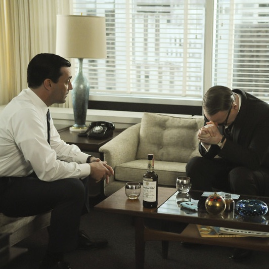 "<i>Mad Men</i> Review: ""Commissions and Fees"" (Episode 5.12)"
