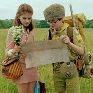 Illustrated <i>Moonrise Kingdom</i> Script Released