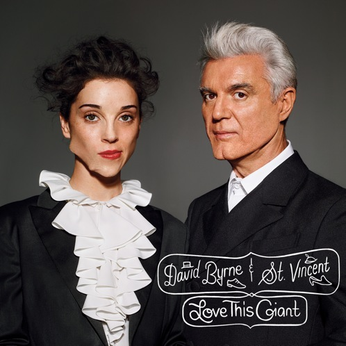 David Byrne and St. Vincent Announce Collaborative Album Details