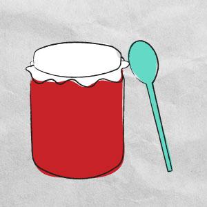 Eating Jam Out of a Jar: Food in Mountain Goats Lyrics
