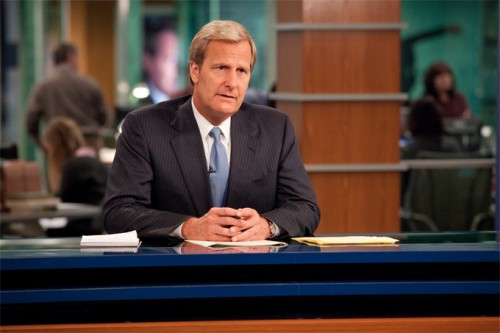 """<i>The Newsroom</i> Review: """"We Just Decided To"""" (Episode 1.01)"""