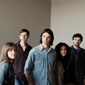 Dirty Projectors: Out of the Woods