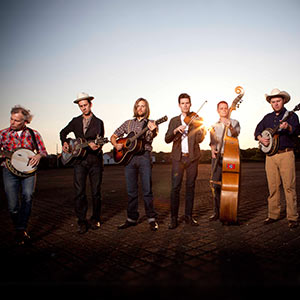 Watch Old Crow Medicine Show Perform &quot;Mississippi Saturday Night&quot; On &lt;i&gt;Conan&lt;/i&gt;