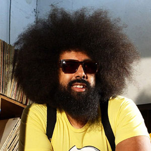 Reggie Watts: When the Going Gets Weird...