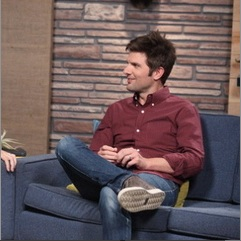 """<i>Comedy Bang! Bang!</i> Review: """"Adam Scott Wears A Red Oxford Shirt & Jeans"""" (Episode 1.09)"""
