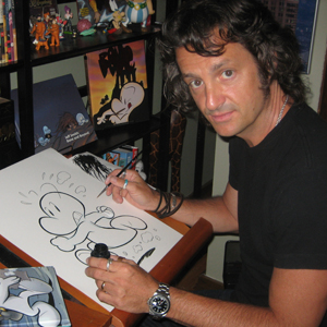 Comic Relief with Jeff Smith of <i>RASL</i> and <i>Bone</i>