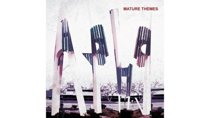 Ariel Pink's Haunted Graffiti: <i>Mature Themes</i>
