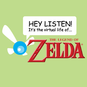 Infographic: The Virtual Life of <i>The Legend of Zelda</i>