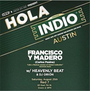 Heineken Launches Hola Indio with Austin Event