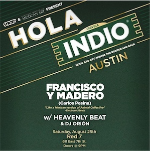 Heineken Launches Hola Indio with Austin Event