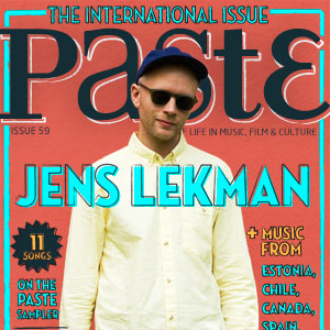 The 4th Annual International Issue of Paste