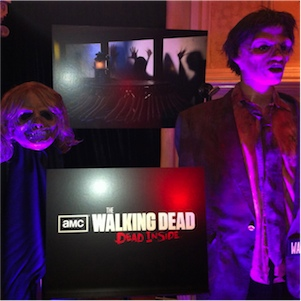 Universal Studios Launching <i>Walking Dead</i>-Themed Halloween Horror Nights