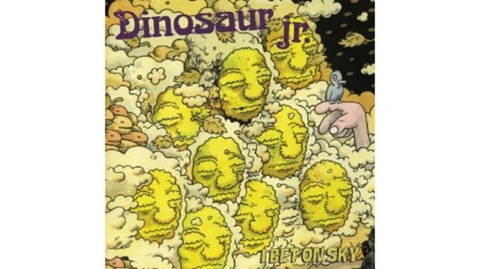 Dinosaur Jr.: <i>I Bet on Sky</i>