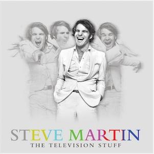 <i>Steve Martin: The Television Stuff</i>