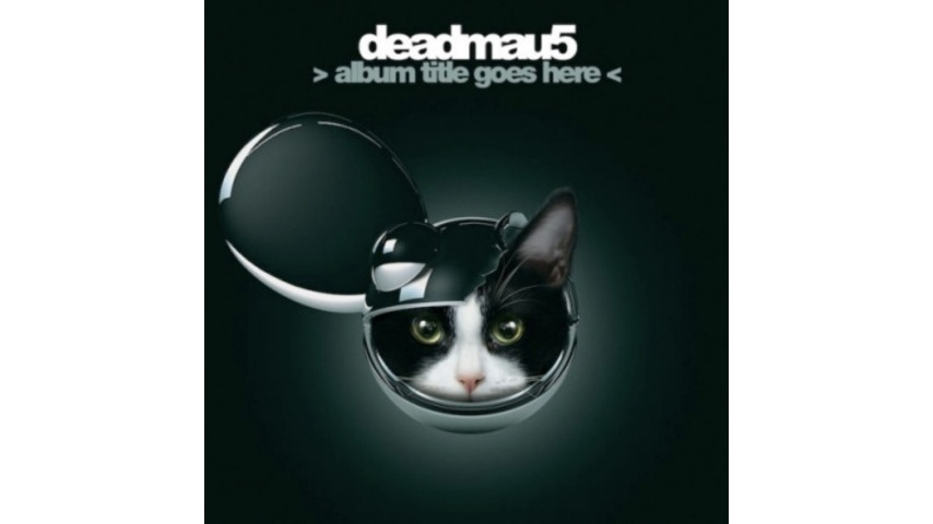 deadmau5: <i>> album title goes here <</i>