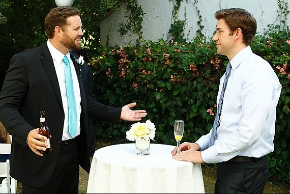 &lt;i&gt;The Office&lt;/i&gt; Review: &quot;Roy's Wedding&quot; (Episode 9.02)