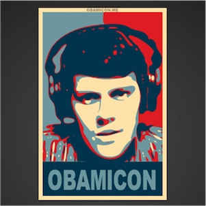 The Return of Obamicon: Create Your Own Image