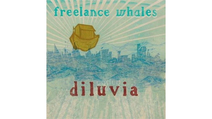 Freelance Whales: &lt;i&gt;Diluvia&lt;/i&gt;